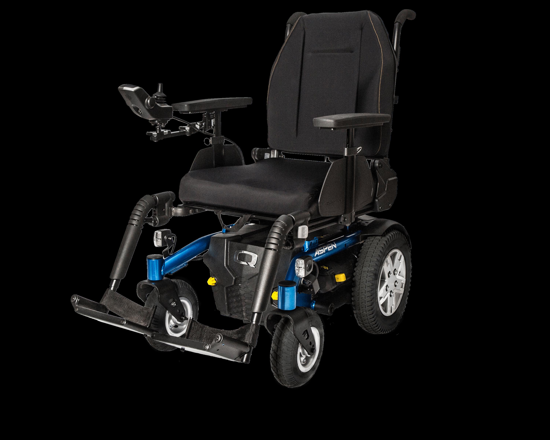 Quantum Q5 Edge 2.0 - Electric Wheelchair