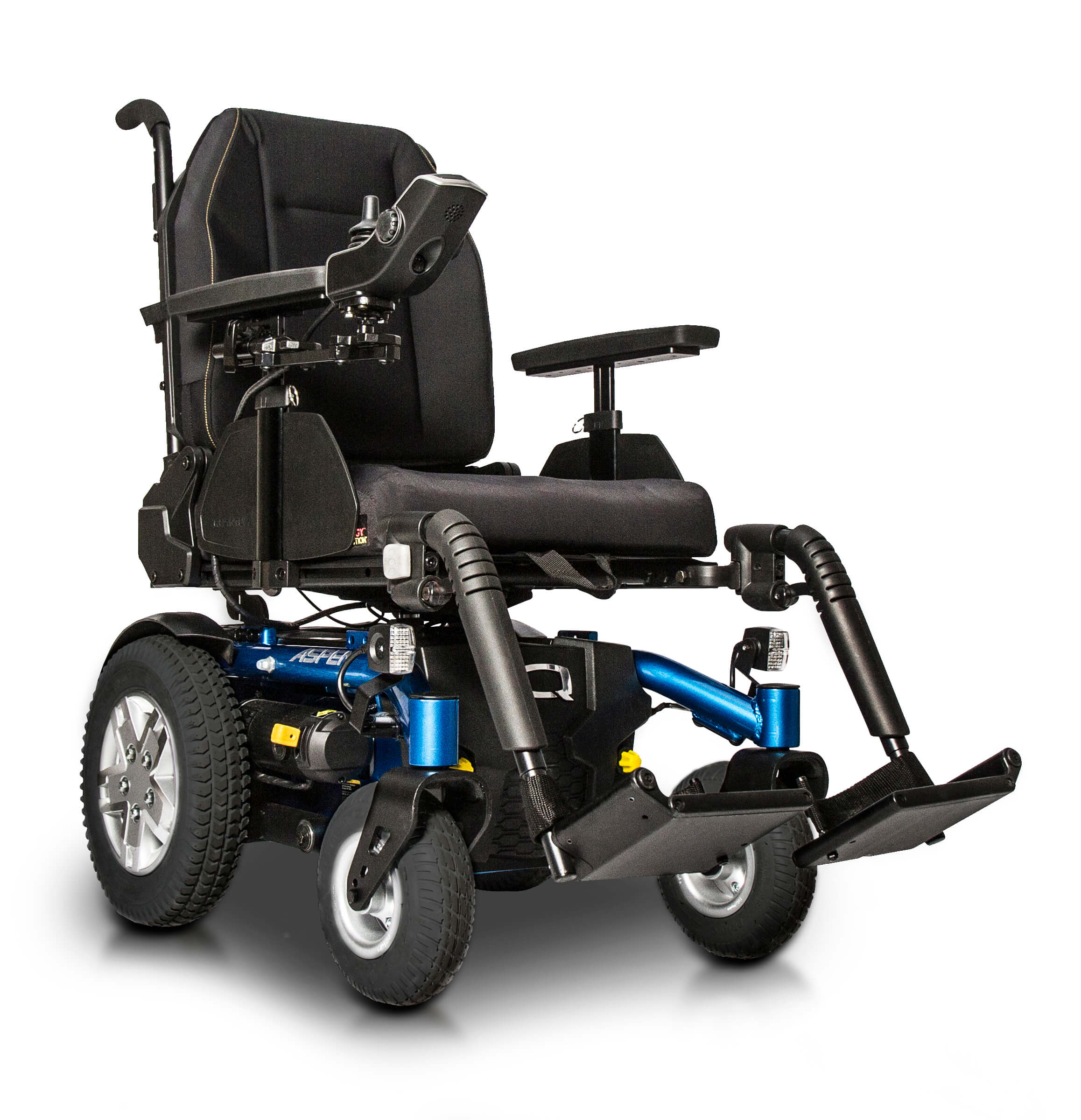 Quantum Q5 Edge 2.0 - Electric Wheelchair
