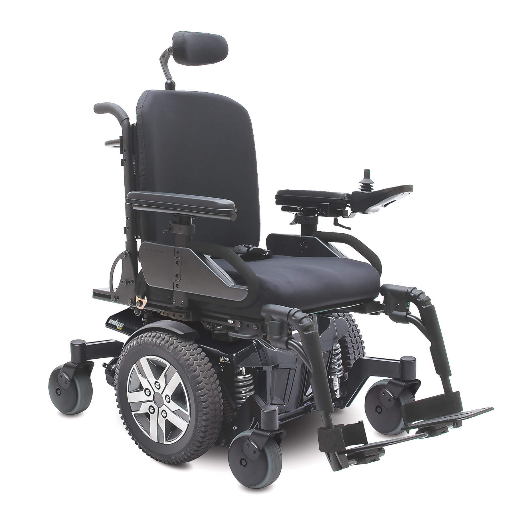 The Quantum Q6 3.0 Edge electric wheelchair