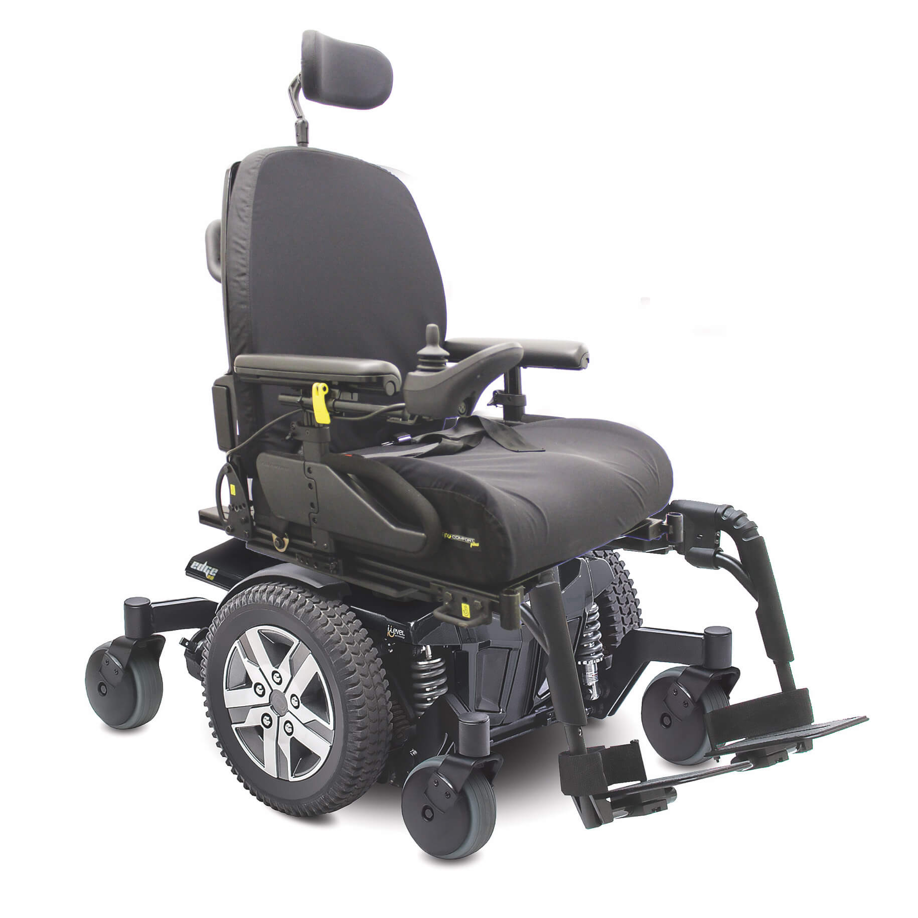 The Quantum Q6 2.0 Edge electric wheelchair