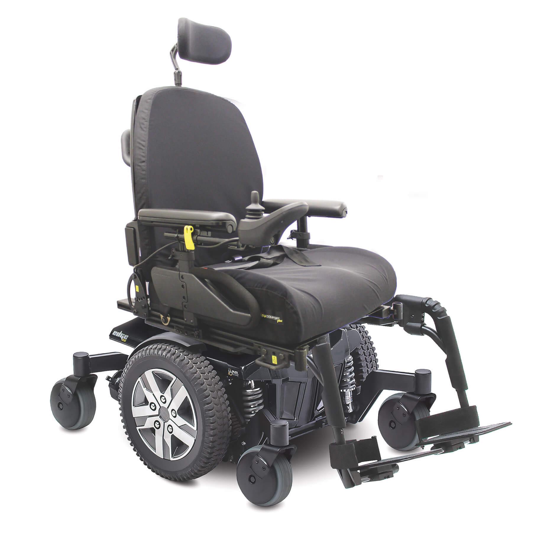 The Quantum Q6 2.0 Edge electric wheelchair