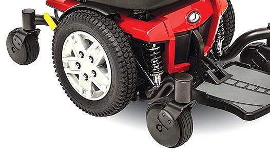 Jazzy 600 ES - Powerchair