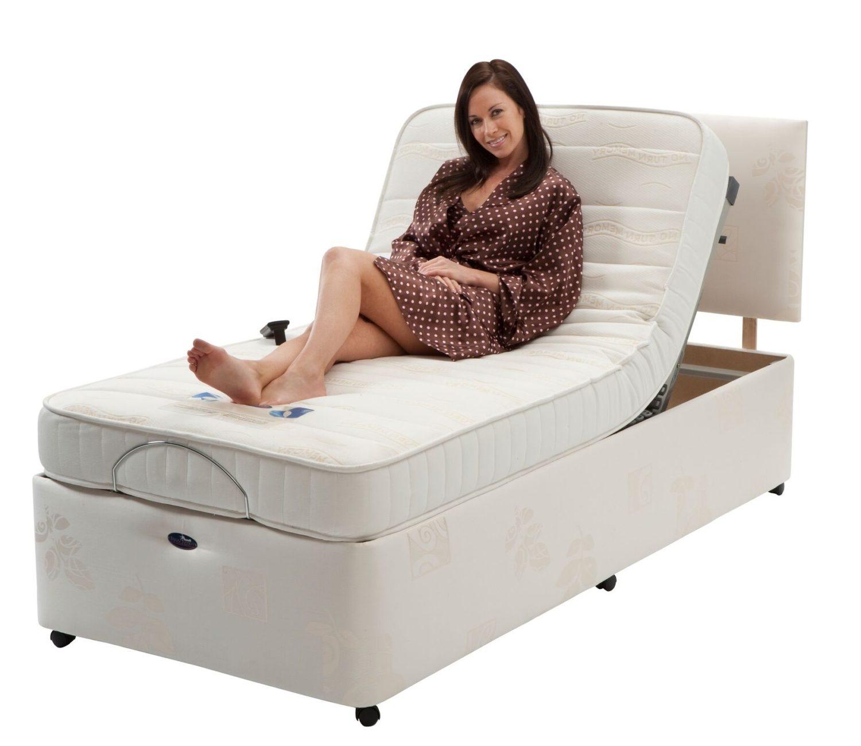 The Richmond Single Adjustable Bed 2