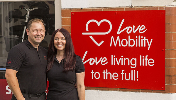 Love Mobility's owners